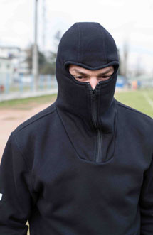 Hanorac ninja Ofensiva Ultras black
